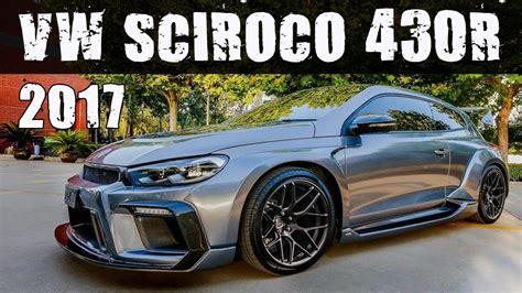volkswagen scirocco 2017 2017 volkswagen scirocco ppv430r by aspec 430 hp