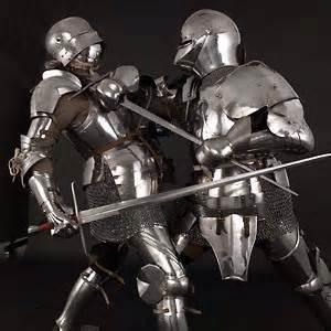 Set Muslim Gamis Elite hundred years war of combat european martial arts