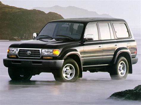 how petrol cars work 1995 toyota land cruiser parking system 1995 toyota land cruiser specs safety rating mpg carsdirect