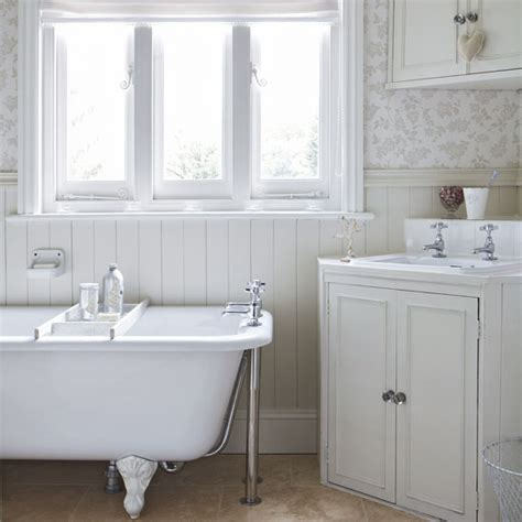 victorian bathroom fittings shabby chic bathroom designs and inspiration ideal home