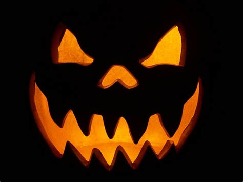 creepy pumpkins pumpkin creepy smile pictures photos and images for