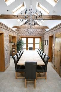 25 best ideas about large dining tables on pinterest