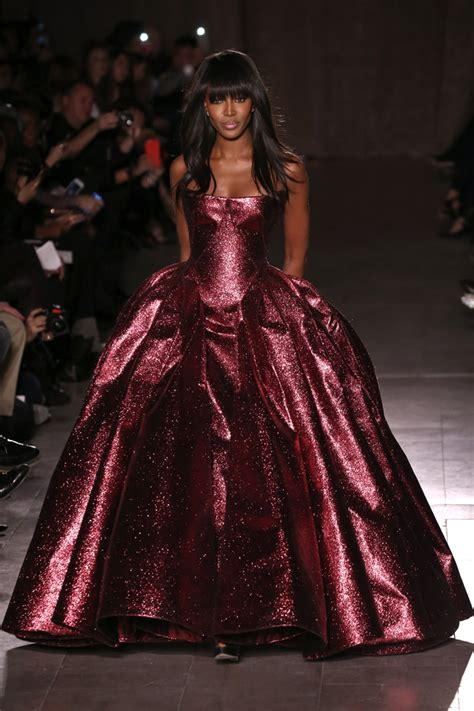 Frock Horror Of The Week Catwalk 17 by Cbell Steals Zac Posen S Show At New York Fashion