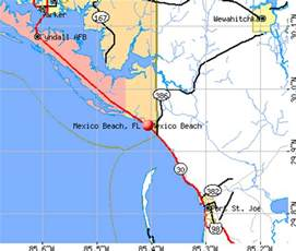 mexico florida map mexico florida fl 32410 32456 profile
