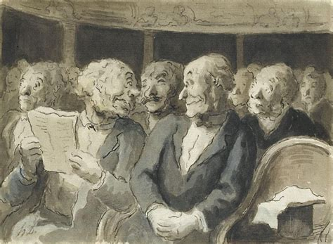 biography of theatre artist honore daumier works on sale at auction biography