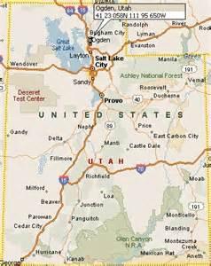 Ogden Utah Map by Ogden Utah Map 4