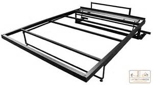 Wall Bed Assembly Murphy Bed Diy Hardware Kit Lift Stor Beds