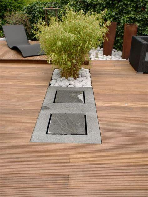 Holzterrasse Mit überdachung by Brunnen In Der Holzterrasse Jpg 480 215 640 Garten
