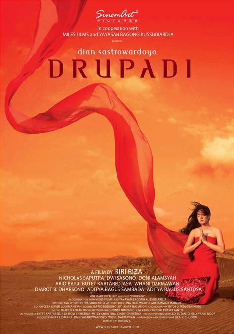 film mahabarata versi india ada apa dengan drupadi eric sasono