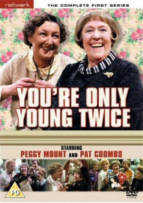 libro youre only young twice you re only young twice complete series 1 dvd zavvi nl