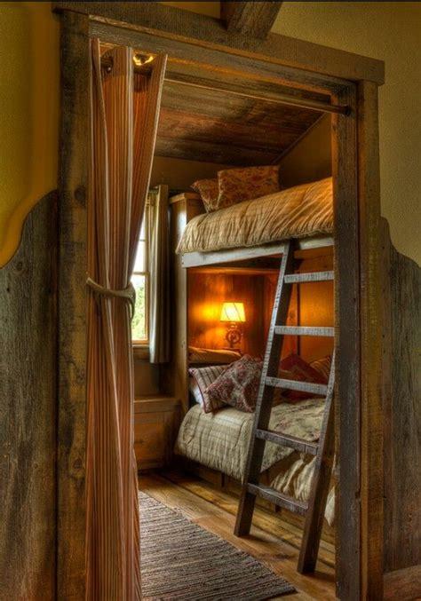 log cabin bunk beds cabin bunk beds bunk beds of rustic cabin cottage or