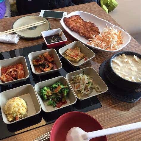 kaju tofu house beef tofu soup tonkatsu combo yelp