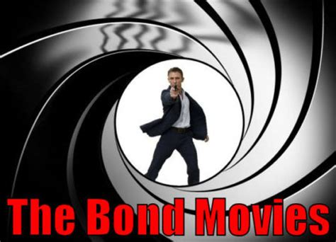 film james bond film james bond complete list of james bond films in order