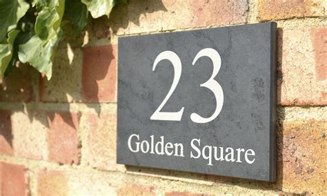 design house sign design a house sign deal of the day groupon