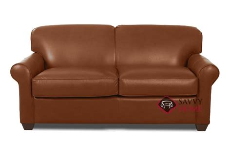 Leather Sofa Calgary by Ship Calgary Leather In Steamboat Chestnut By