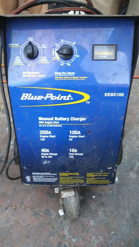 blue point battery charger letgo blue point manual battery ch in chapman ranch tx