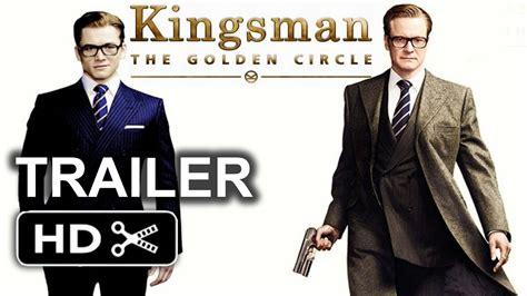 Kingsman 2 The Golden Circle 1 kingsman the golden circle trailer 1 2017