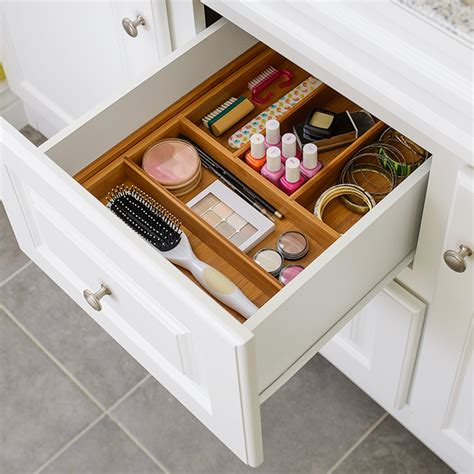 vanity organizer ideas bathroom vanity drawer organizer house decor ideas