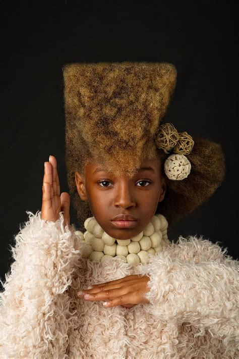 natural hair events in nyc high fashion afro art shows portraits of girls rocking