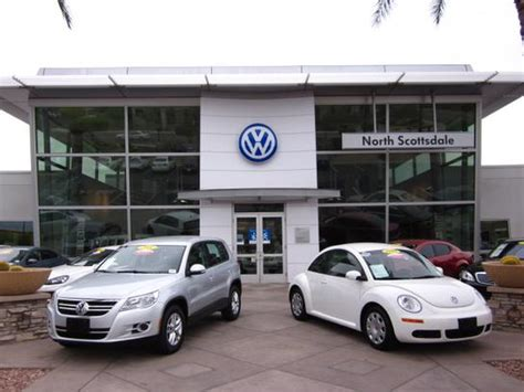 volkswagen north scottsdale phoenix az  car dealership  auto financing autotrader