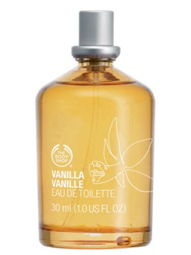 vanilla the shop perfume a fragrance for