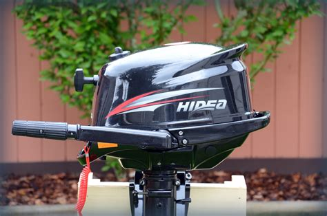 hidea boat motors gas outboard motor 5 hp hidea aquamarine inflatable boats