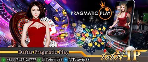 daftar pragmatic play slot pragmatic