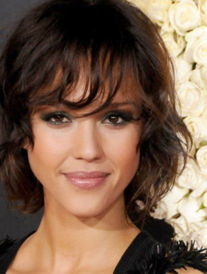 sultry layers short haircuts for curly hair