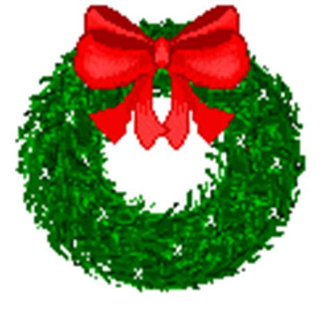 wreaths and garland animated graphics animate it
