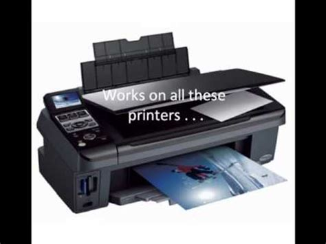 epson t13 ink pad resetter download epson printer waste ink pad error counter reset fix youtube