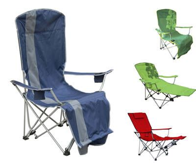 reclining cing chairs with footrest aluminium reclining folding chair with footrest 28