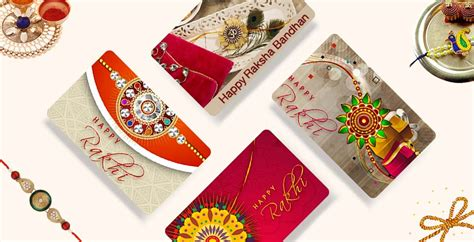 How To Mail Gift Cards - raksha bandhan gift cards vouchers buy gift vouchers cards for raksha bandhan