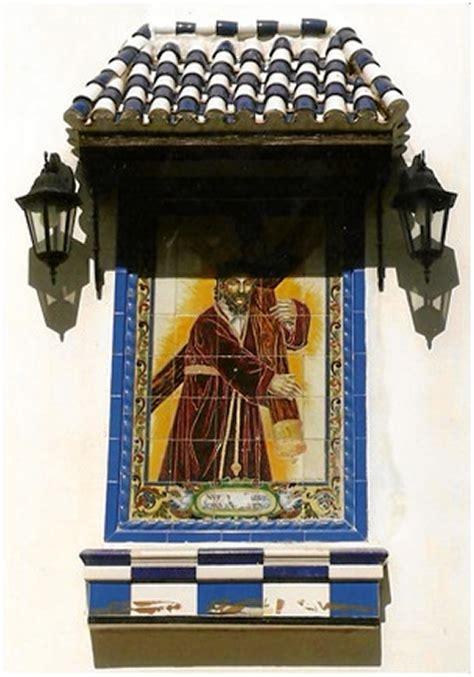 imagenes religiosas en ceramica 187 placas religiosas azulejos y l 225 pidas de huelva y ii