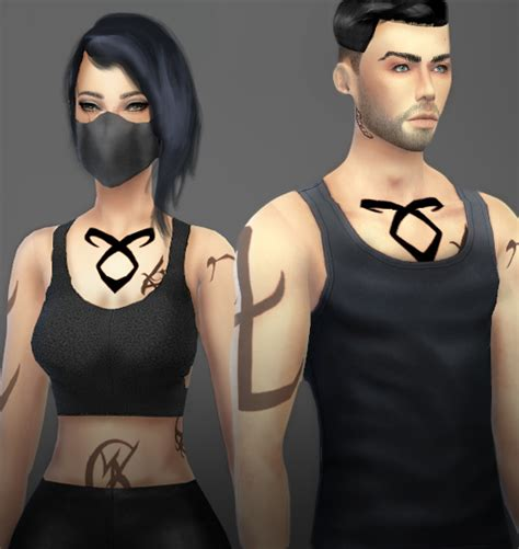 shadowhunters tattoo onelama shadowhunters runes sims 4 downloads