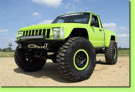 prerunner jeep comanche 1990 jeep comanche project mj