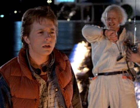 back to the future images back to the future 4 to happen with christopher lloyd and