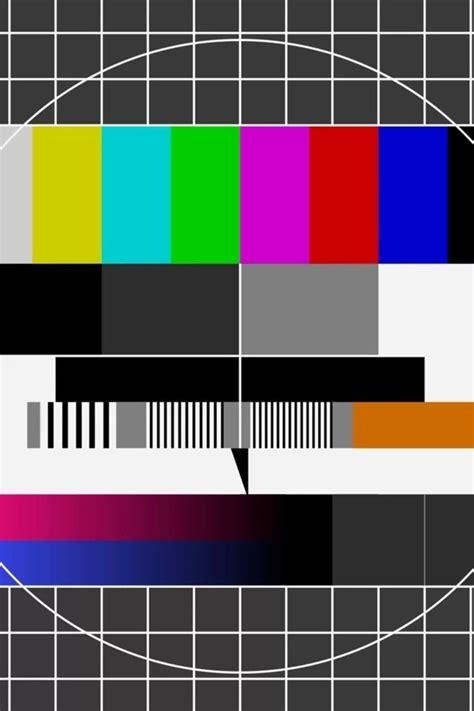 tv test pattern iphone wallpaper wallpaper tv screen wallpapersafari