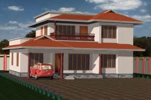 Kerala Home Design Elevation Two Storey Kerala House Designs 11 18