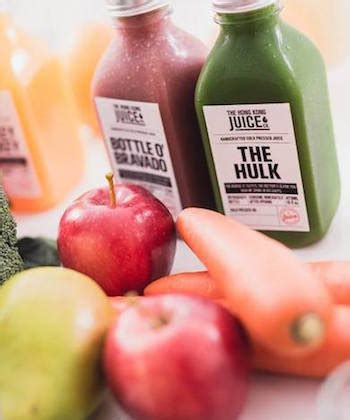 Juice Detox Hong Kong by Hong Kong S Best Cold Press Juice Bars