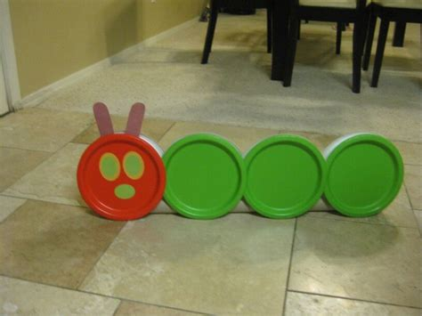 hungry caterpillar centerpiece my and
