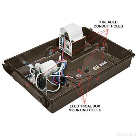 150w hps ballast wiring diagram circuit diagram maker