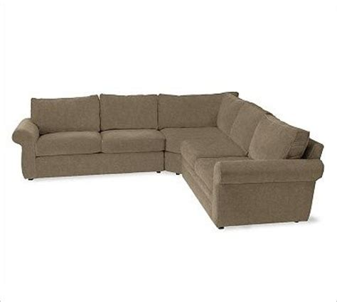 pearce 3 l shaped sectional everydaysuede tm