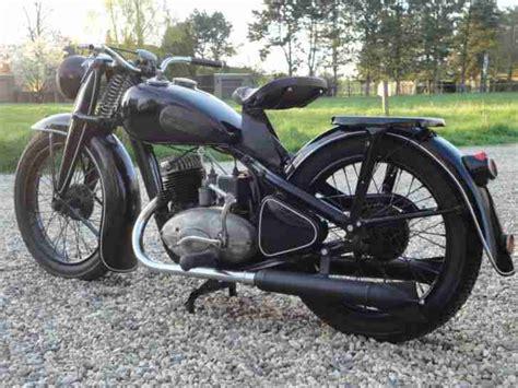 Dkw Motorrad Bilder by Dkw Nz 250 Oldtimer Motorrad 1938 Rarit 228 T Bestes Angebot