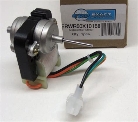 fridge fan motor replacement wr60x10168 for ge refrigerator condensor compressor fan