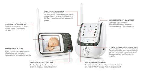 Babyphone Mit Hoher Reichweite 273 by Babyphone Mit Temperaturanzeige Im Test