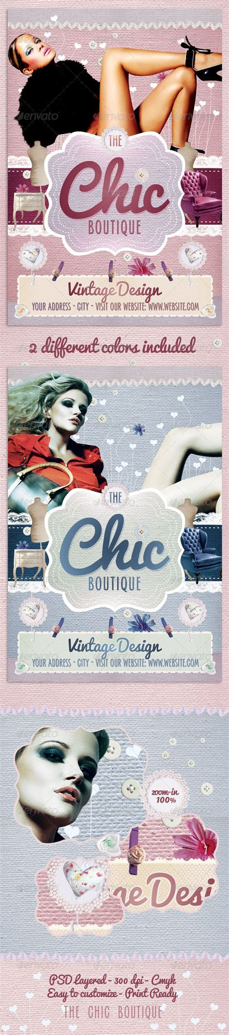 boutique flyer template free 18 best images about boutique flyer design on