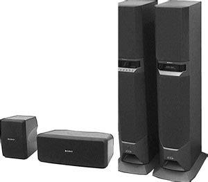 sony sava  manual home theatre active speaker