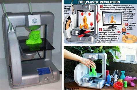 Printer 3d Paling Murah Printer 3d Ini Bisa Cetak Aneka Produk Plastik
