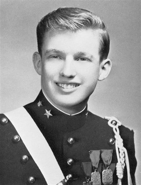 donald trump vietnam photos show trump in military garb before dodging draft