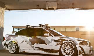 M3 Folie Na Auto by Bmw M3 E46 Tuning Folierung Autozeitung De